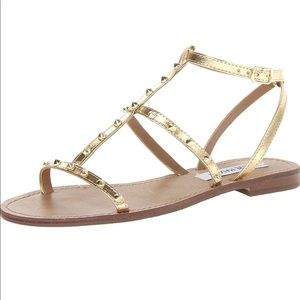 Steve Madden studded sandals size 9.5